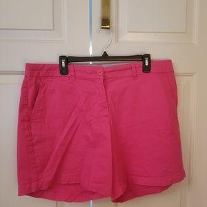 Crown & Ivy PINK shorts - Size 16W